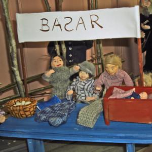 Laget av Bjørg Sørensen